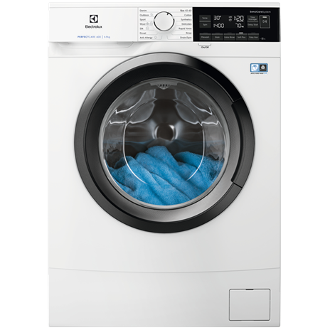 7kg Compact Washing Machine with Vapour Function